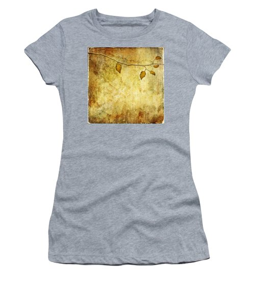 Golden Branch Of Hope  Women's T-Shirt