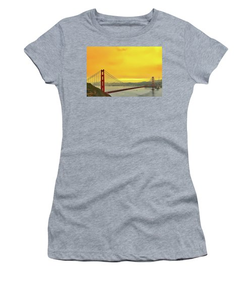 Golden Gate Women's T-Shirt