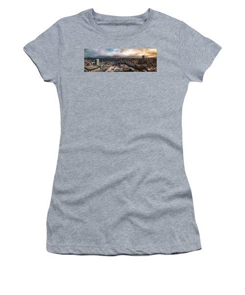 Golden San Francisco Women's T-Shirt