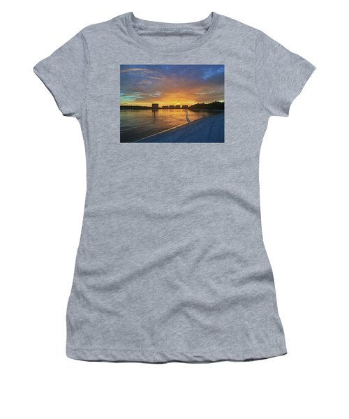 Golden Sunrise Women's T-Shirt