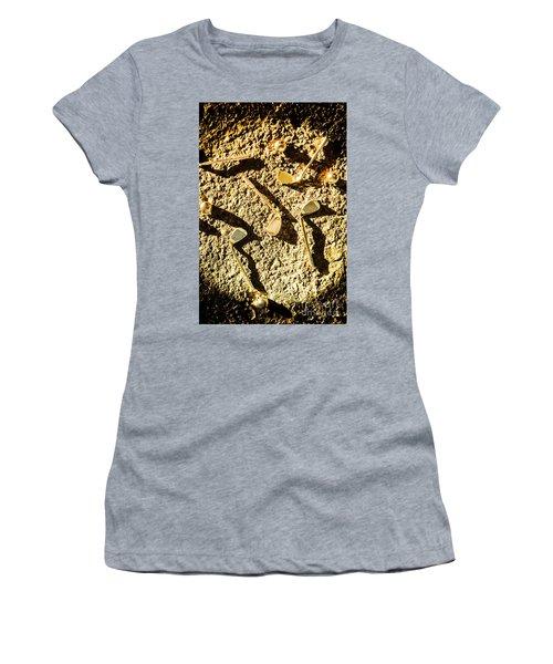 Golf And The Bunker Battle Women's T-Shirt