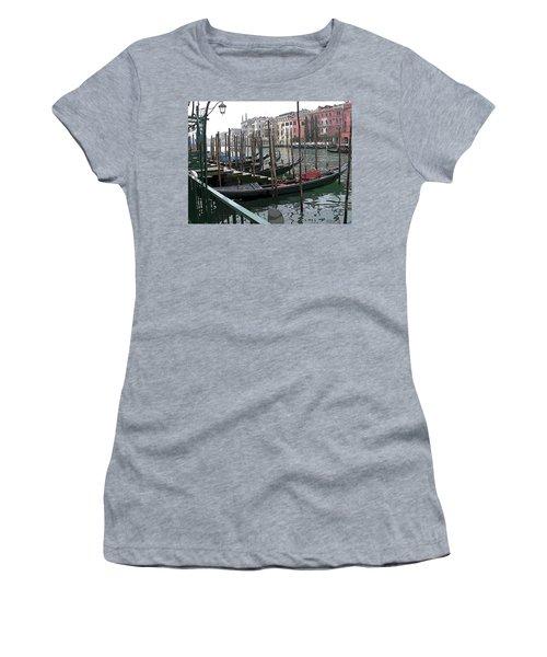 Gondolas Women's T-Shirt (Athletic Fit)
