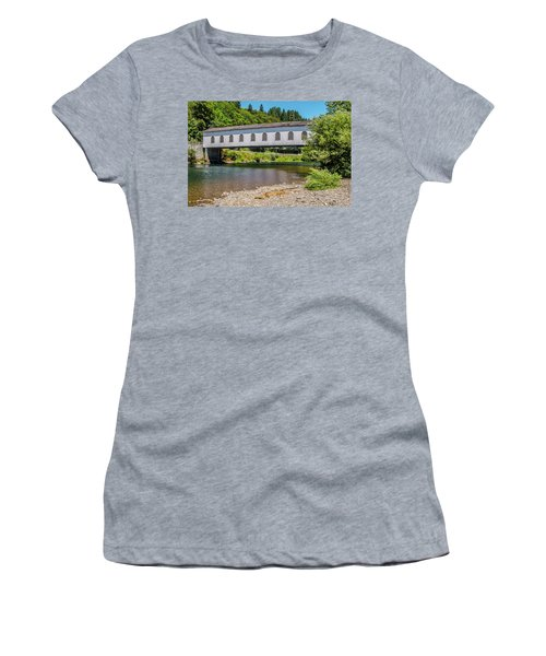 Goodpasture Covered Bridge Women's T-Shirt