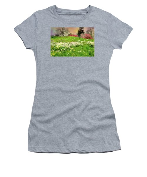 Women's T-Shirt (Junior Cut) featuring the photograph Got A Thing For You by Diana Angstadt