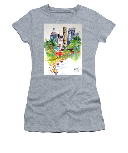 Governor's House, Hong Kong Women's T-Shirt