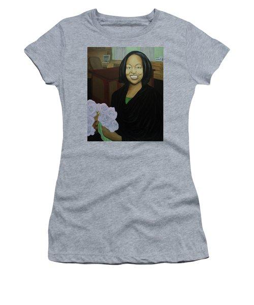 Graduate Beauty Women's T-Shirt (Athletic Fit)