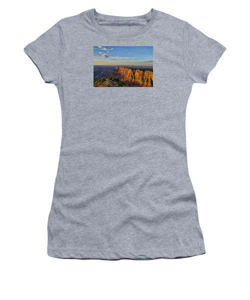 Women's T-Shirt (Junior Cut) featuring the photograph Grand Canyon Daze by Tom Kelly