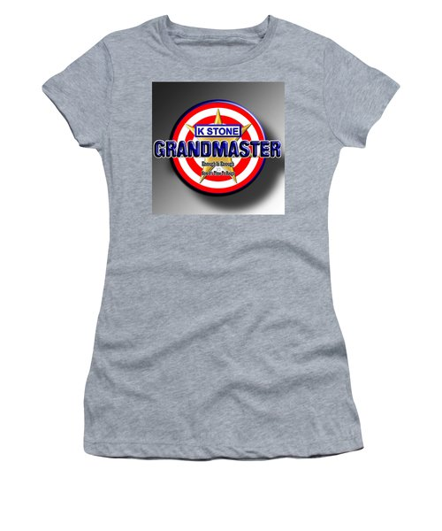 Grandmaster Women's T-Shirt (Athletic Fit)
