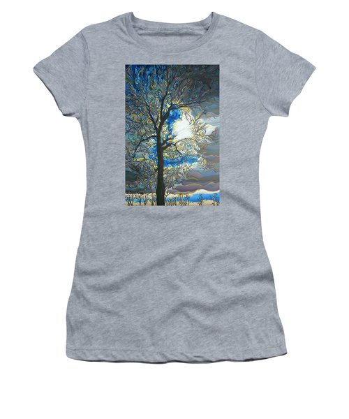 Grasping At Sunshine Women's T-Shirt