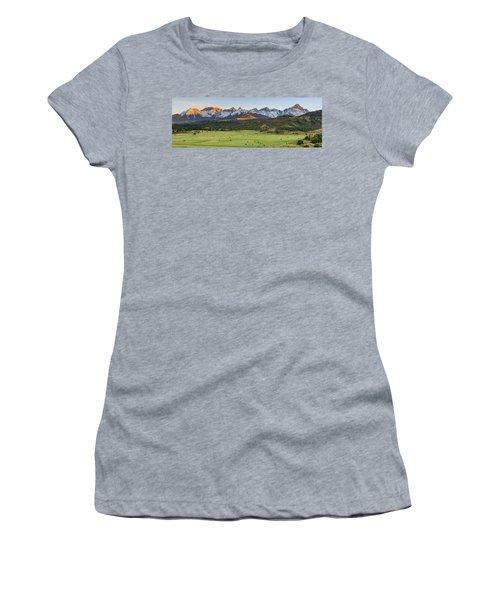 Grazing Under Sneffels Women's T-Shirt