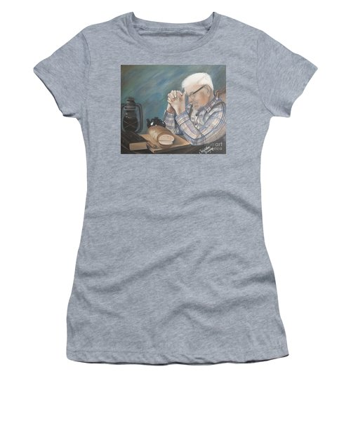 Great Grandpa Women's T-Shirt (Junior Cut) by Jacqueline Athmann