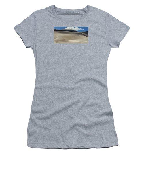 Great Sand Dunes National Park II Women's T-Shirt (Junior Cut) by Greg Reed