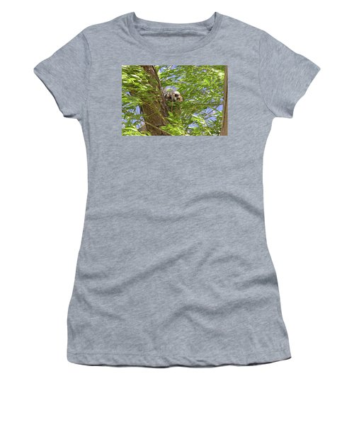 Greathornedowlchick1 Women's T-Shirt