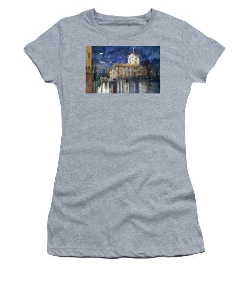 Green Bay Lights Women's T-Shirt