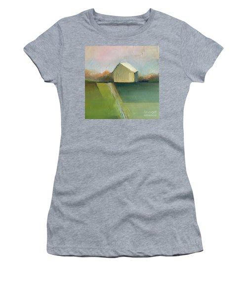 Green Field Women's T-Shirt