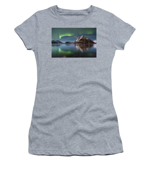 Green Reflection Women's T-Shirt