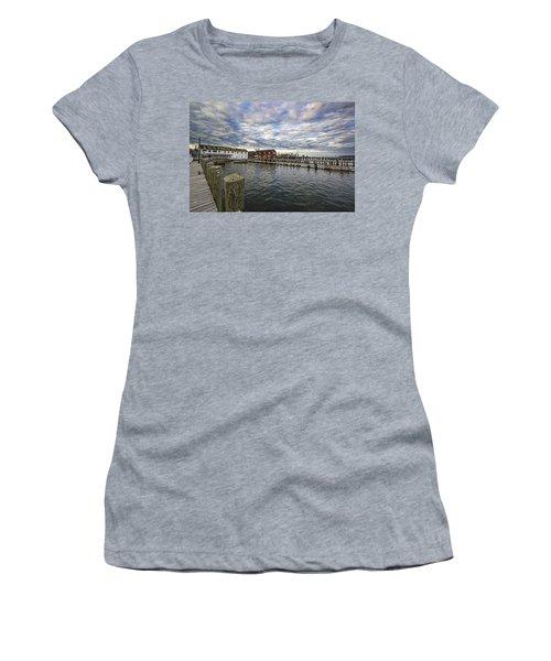 Greenport Dock Women's T-Shirt