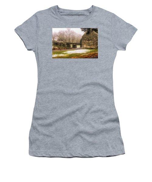 Grings Mill Fog 18-048 Women's T-Shirt