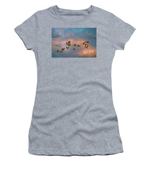 Group Flight Women's T-Shirt