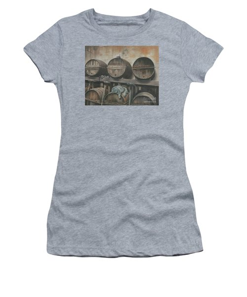 Guardian Of The Wine Cellar Women's T-Shirt