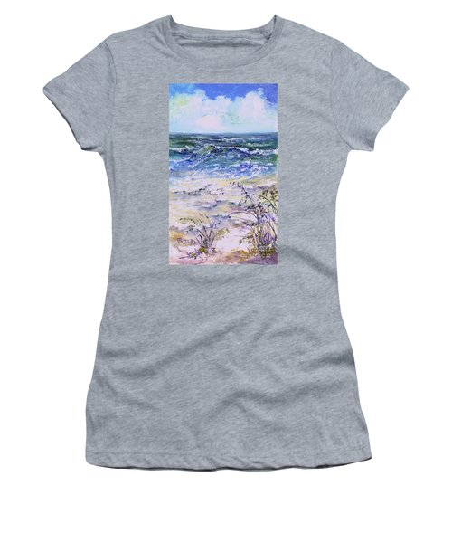 Gulf Coast Florida Keys  Women's T-Shirt (Athletic Fit)