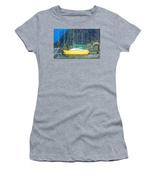 Hale Pau Hana Women's T-Shirt (Athletic Fit)
