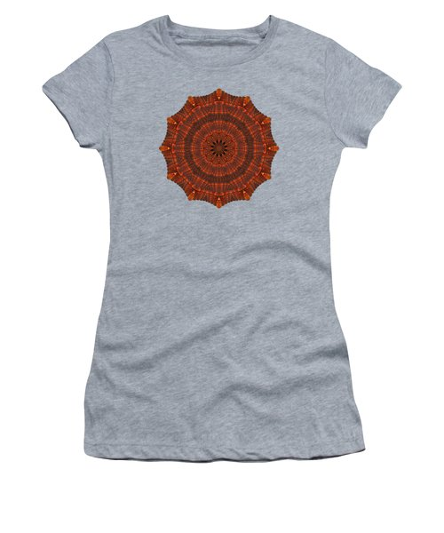 Halloween Kaleidoscope Sliver1-150 Women's T-Shirt (Athletic Fit)