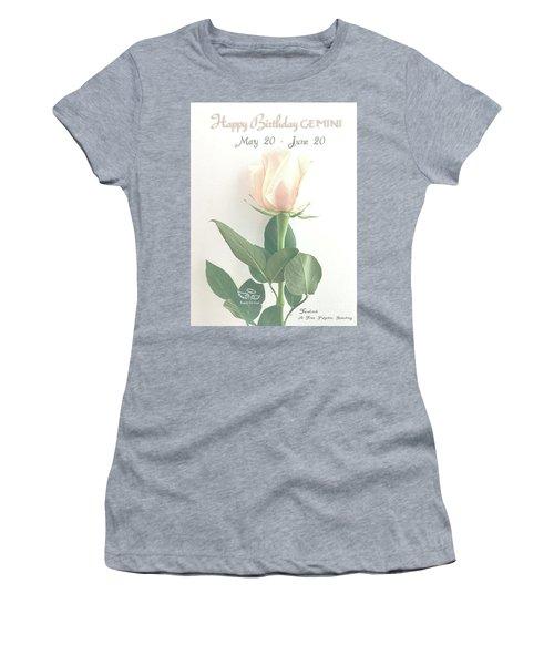 Happy Birthday Gemini Women's T-Shirt