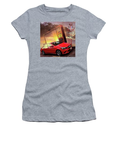 Happy #mercedes Monday From The Women's T-Shirt