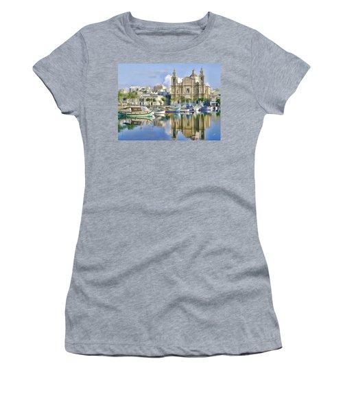 Harborside Msida Malta Women's T-Shirt