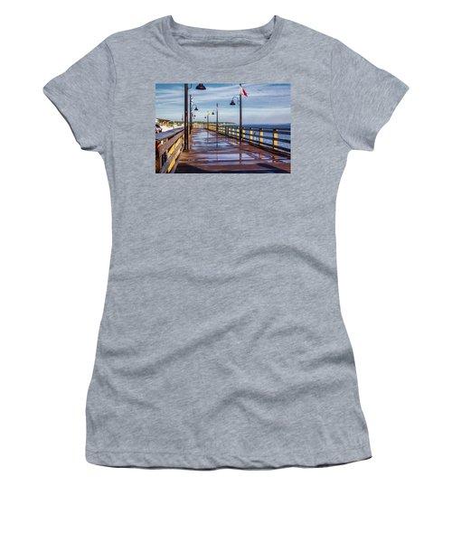 Harbour Town Pier Women's T-Shirt