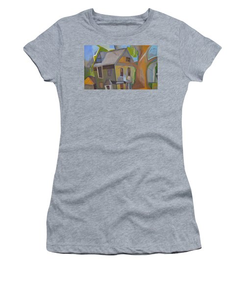 Harry's Tree Women's T-Shirt (Athletic Fit)