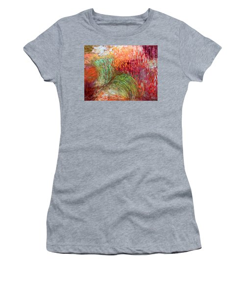 Harvest Abstract Women's T-Shirt