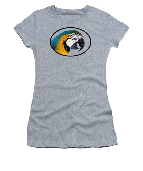 Harvey 2 T-shirt Women's T-Shirt (Athletic Fit)