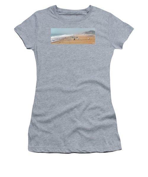Hatteras Island Beach Women's T-Shirt