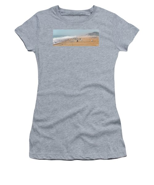 Hatteras Island Beach Women's T-Shirt