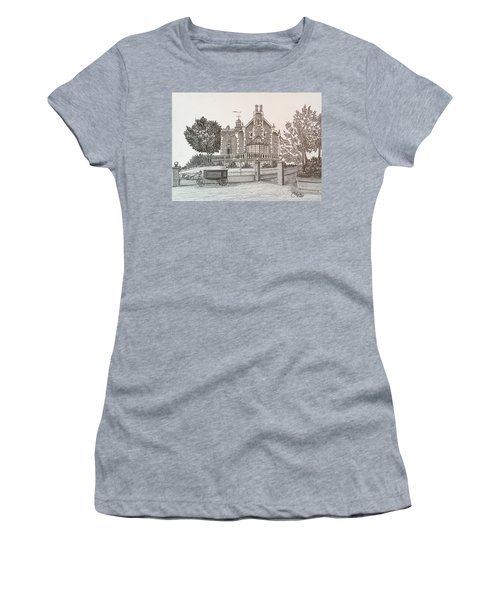 Haunted Mansion  Women's T-Shirt (Athletic Fit)