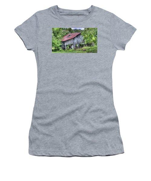 Havens Barn On Stacy Fork Women's T-Shirt