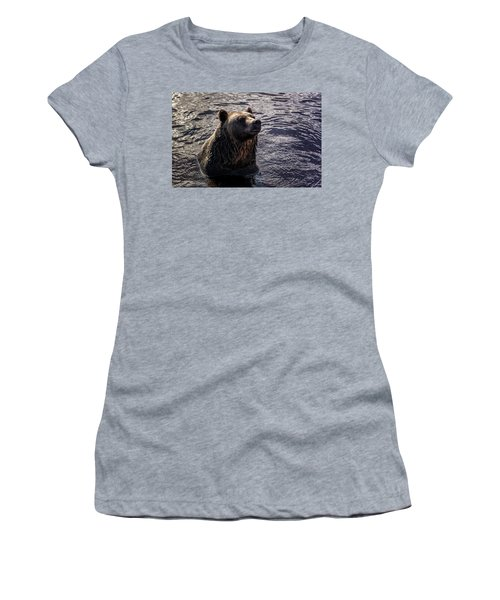 Having A Bath Women's T-Shirt