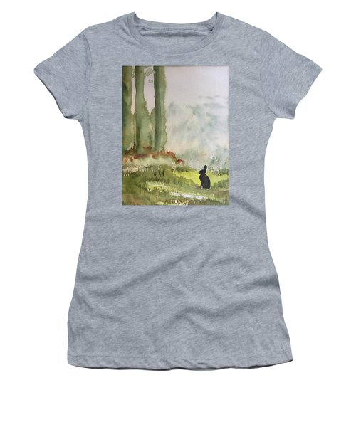 Hazel-rah Women's T-Shirt (Athletic Fit)