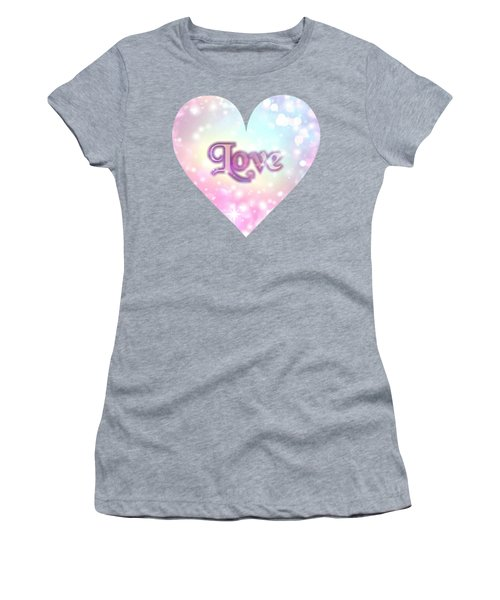 Heart Of Love Women's T-Shirt
