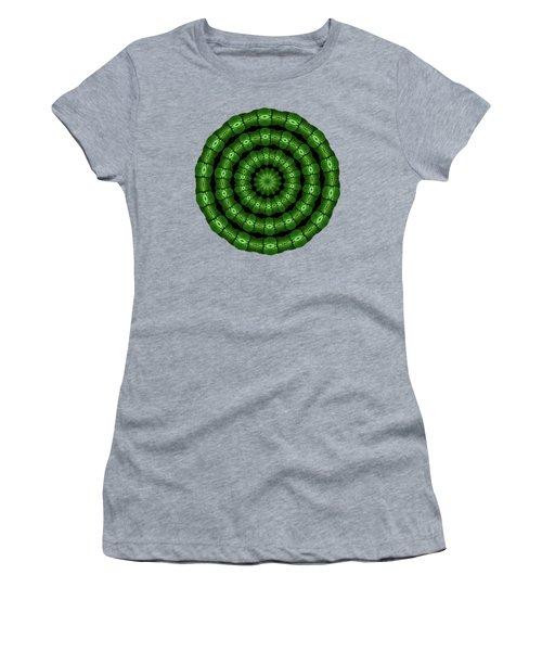Helenite Healing Rings Women's T-Shirt