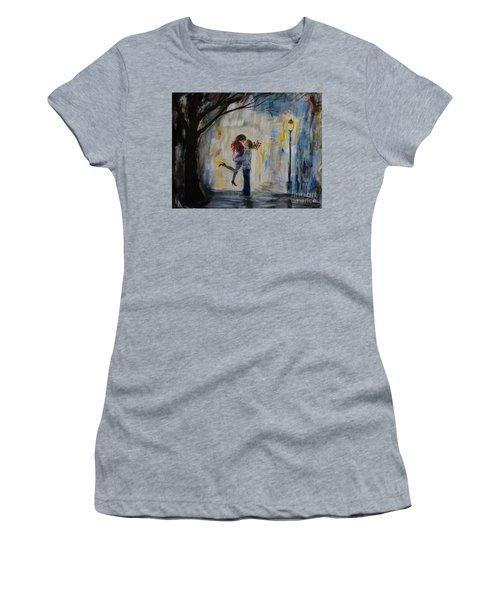Hello Honey Women's T-Shirt (Athletic Fit)