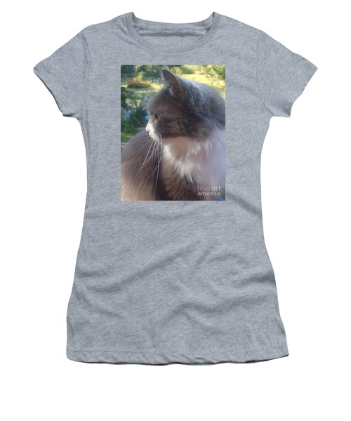 Here Kitty Women's T-Shirt