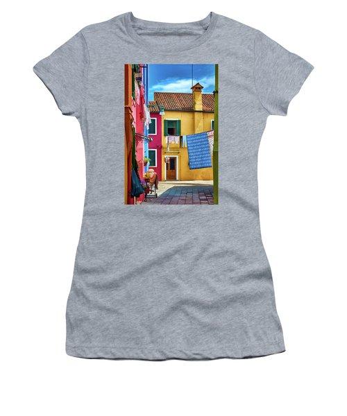 Hidden Magical Alley Women's T-Shirt