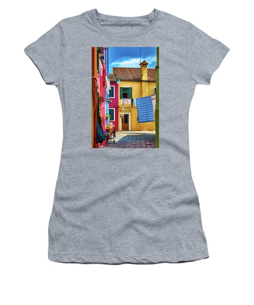 Hidden Magical Alley Women's T-Shirt