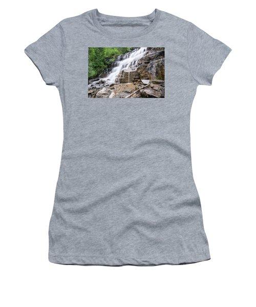 Hidden Waterfalls Women's T-Shirt