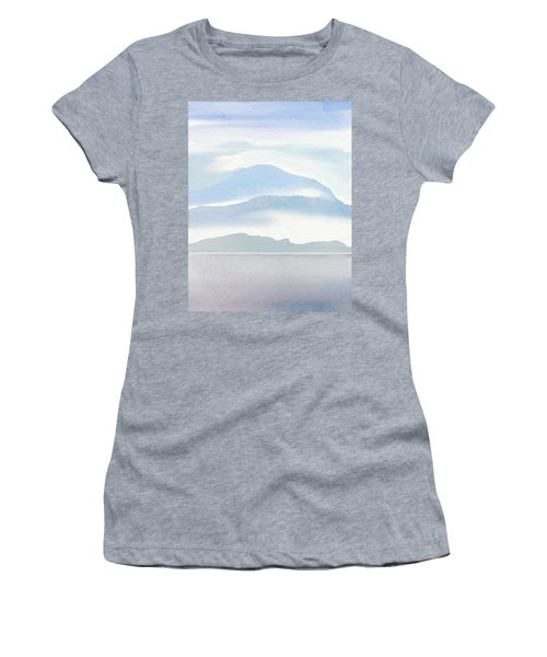 Hills In Borneo Women's T-Shirt