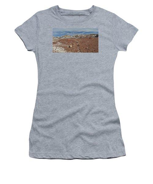 Hillside Hues Women's T-Shirt (Athletic Fit)