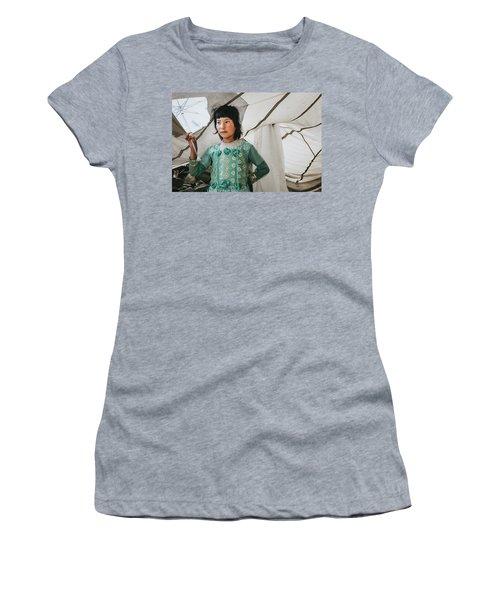 Himalayan Girl Women's T-Shirt